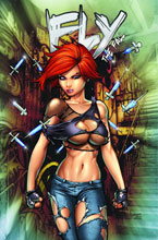 Image: Fly: The Fall Vol. 02 SC  - Zenescope Entertainment Inc