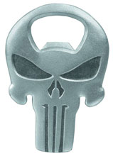 Image: Punisher Metal Bottle Opener  - Marvel Heroes Toys