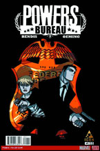 Image: Powers Bureau #1 (variant 2nd printing cover - Michael Avon Oeming)  [2013] - Marvel Comics