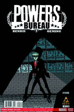 Image: Powers Bureau #2 (variant 2nd printing cover - Michael Avon Oeming)  [2013] - Marvel Comics