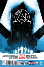 Image: New Avengers #4 (variant 2nd printing cover - Jock) - Marvel Comics