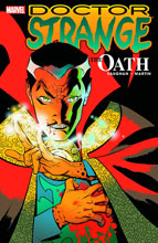 Image: Doctor Strange: The Oath SC  - Marvel Comics