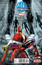 Image: Age of Ultron #3 (variant 2nd printing cover - Bryan Hitch)  [2013] - Marvel Comics