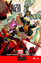 Image: All-New X-Men #10 (2nd pringing variant cover - Stuart Immonen)  [2013] - Marvel Comics