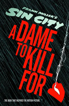 Image: Sin City: A Dame to Kill For HC  - Dark Horse Comics