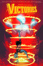 Image: Michael Avon Oeming's Victories Vol. 03: Posthuman SC  - Dark Horse Comics