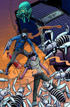 Image: Juice Squeezers #4 - Dark Horse Comics