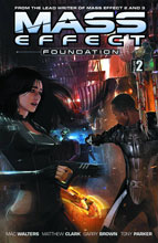 Image: Mass Effect: Foundation Vol. 02 SC  - Dark Horse Comics