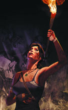 Image: Tomb Raider #3 - Dark Horse Comics