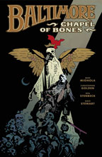 Image: Baltimore Vol. 04: Chapel of Bones HC  - Dark Horse Comics