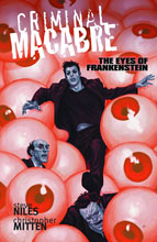 Image: Criminal Macabre: The Eyes of Frankenstein SC  - Dark Horse Comics