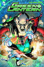 Image: Green Lantern: Lights Out HC  (N52) - DC Comics