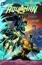 Image: Aquaman Vol. 03: Throne of Atlantis SC  (N52) - DC Comics