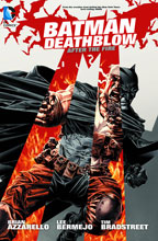 Image: Batman / Deathblow: After the Fire SC  - DC Comics