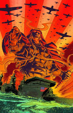 Image: Royals: Masters of War #3 - DC Comics - Vertigo