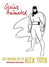 Image: Genius Animated: The Cartoon Art of Alex Toth HC  - IDW Publishing