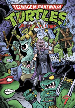 Image: Teenage Mutant Ninja Turtles Adventures Vol. 07 SC  - IDW Publishing