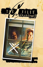 Image: X-Files: Season 10 Vol. 02 HC  - IDW Publishing
