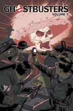 Image: Ghostbusters Vol. 07: Happy Horror Days SC  - IDW Publishing