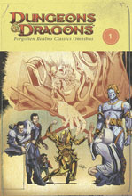 Image: Dungeons & Dragons: Forgotten Realms Classics Omnibus Vol. 01 SC  - IDW Publishing