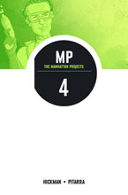Image: Manhattan Projects Vol. 04 SC  - Image Comics