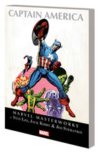 Image: Marvel Masterworks: Captain America Vol. 03 SC  - Marvel Comics