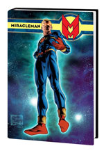 Image: Miracleman Book 01: Dream of Flying HC  (Quesada cover) - Marvel Comics