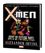 Image: X-Men: Days of Future Past Prose Novel HC  - Marvel Comics