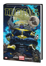 Image: Thanos Rising HC  - Marvel Comics