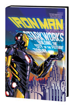 Image: Iron Man Vol. 04: Iron Metropolitan HC  - Marvel Comics