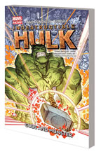 Image: Indestructible Hulk Vol. 02: Gods and Monster SC  - Marvel Comics