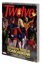 Image: Twelve: The Complete Series SC  - Marvel Comics