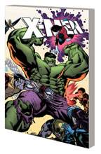 Image: X-Men vs. Hulk SC  - Marvel Comics