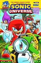 Image: Sonic Universe #63 (regular cover) - Archie Comic Publications
