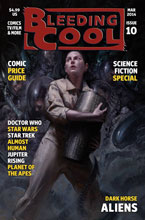 Image: Bleeding Cool Magazine #10 - Bleeding Cool
