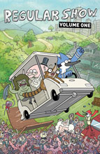 Image: Regular Show Vol. 01 SC  - Boom! Studios