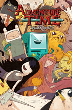 Image: Adventure Time: Sugary Shorts Vol. 01 SC  - Boom! Studios