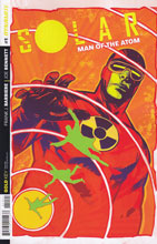 Image: Solar: Man of the Atom #1 (25-copy incentive cover - Garry Brown art) - Dynamite