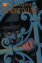 Image: Sherlock Holmes: Moriarty Lives #3 - Dynamite