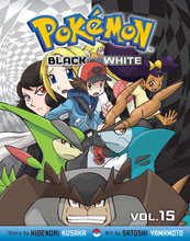 Image: Pokemon Black & White Vol. 15 SC  - Perfect Square