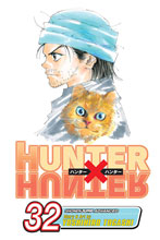 Image: Hunter X Hunter Vol. 32 SC  - Viz Media LLC