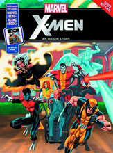 Image: X-Men: An Origin Story HC  (YR) - Marvel Press