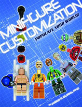 Image: Minifigure Customization Vol. 01: Populate your World! SC  (new printing) - Twomorrows Publishing