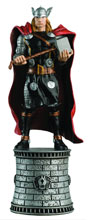 Image: Marvel Chess Figure Collector's Magazine #8 (Thor - White Bishop) - Eaglemoss Publications Ltd