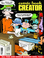 Image: Comic Book Creator #5 - Twomorrows Publishing