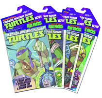 Image: Teenage Mutant Ninja Turtles Micro Comic Fun Pack Dsp  -