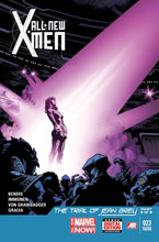 Image: All-New X-Men #23 (2nd printing cover - Dale Keown) - Marvel Comics