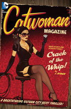Image: Catwoman #32 (Bombshells variant cover) - DC Comics