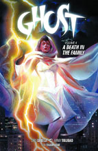 Image: Ghost Vol. 04: A Death in the Family SC  - Dark Horse Comics