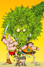 Image: Groo: Friends and Foes #4 - Dark Horse Comics